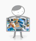 la gestion des photos de la copropriété (photothèque, médiathèque)