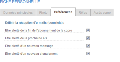 Le système de notifications par e-mail - image 1