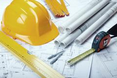 plans de construction de la copropriété