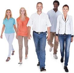 groupe de membres d'un conseil syndical