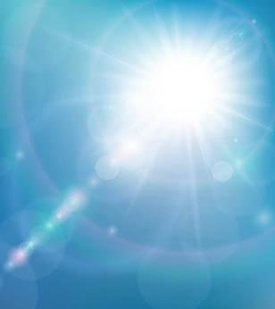 Le soleil et le rayonnement solaire, source inépuisable d'énergie